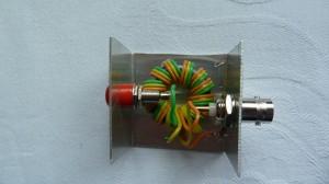 Balun 1tot9 voor LW-1